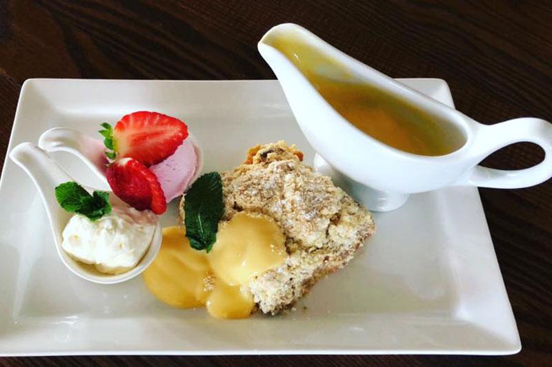 Rosspoint Dessert