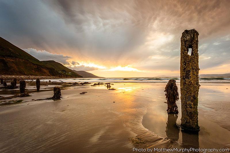 Rossbeight at Sunset by Matthew Murphy